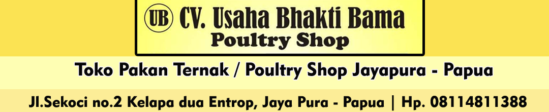 Poultry Shop Jayapura Papua